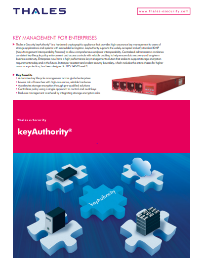 KEY AUTHORITY